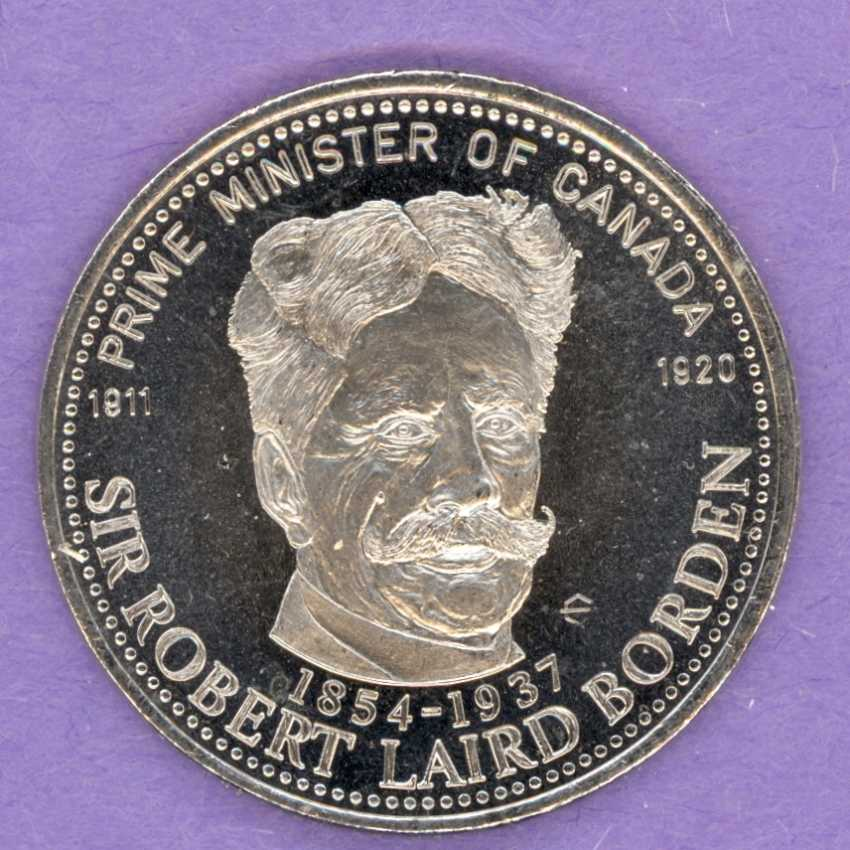 1981 Smith Falls Ontario Trade Token - Borden - Nickel