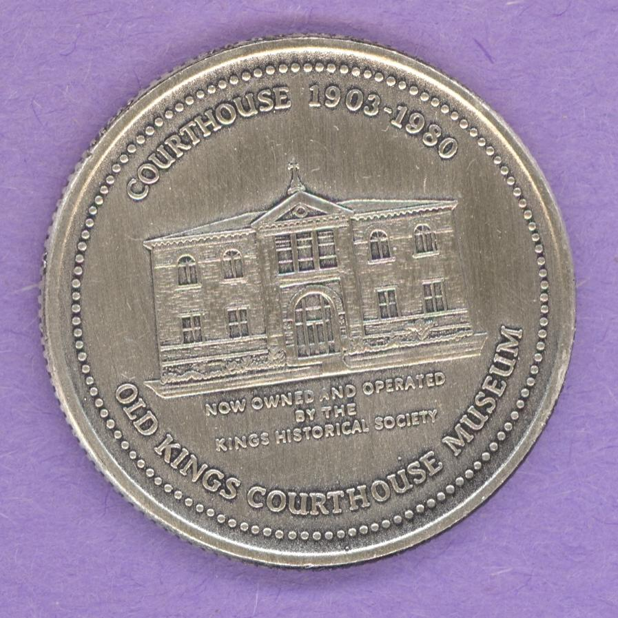 1994 Municipality of the County of Kings - silver plate