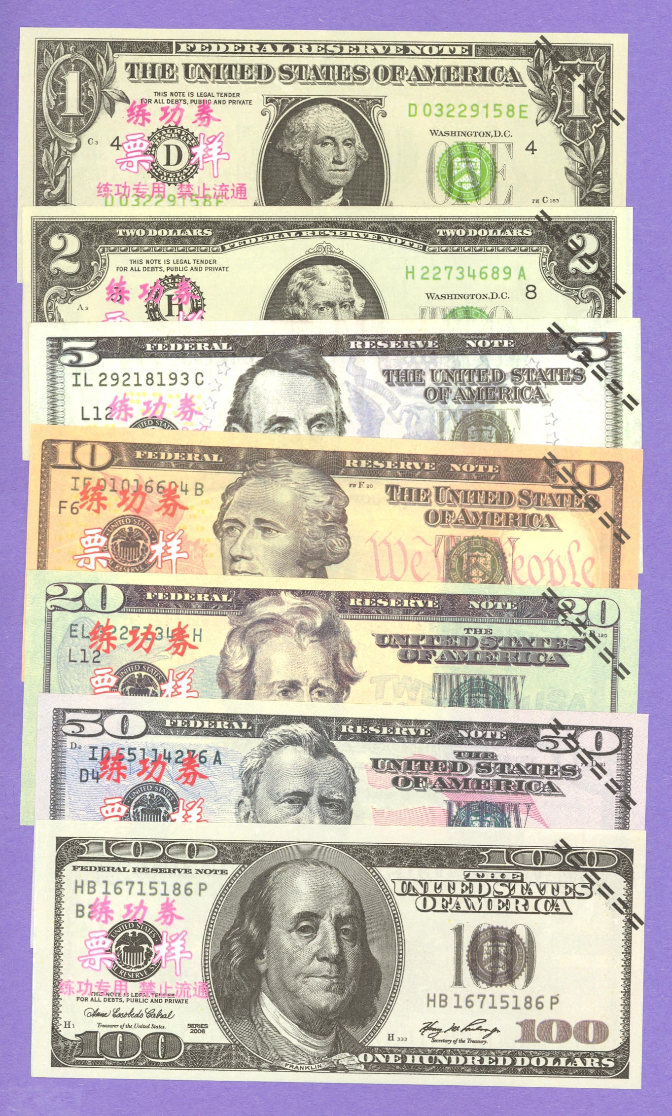Trade in currency